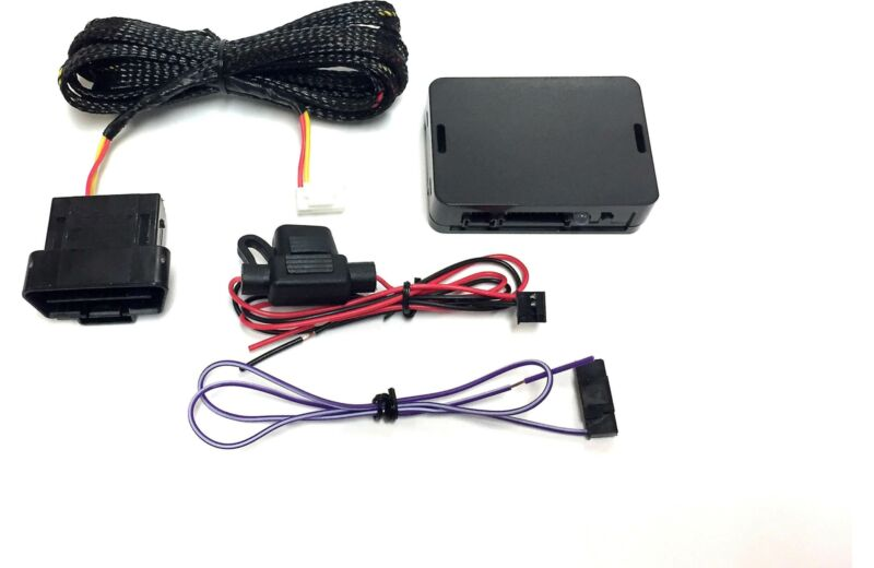 Kenwood KNA-SPM100 OBD2 Speed Pulse Module Adapter for Wireless Apple CarPlay