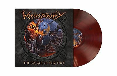 MONSTROSITY The Passage Of Existence LP LIMITED 1/120 Wacken Vinyl + MP3 Poster
