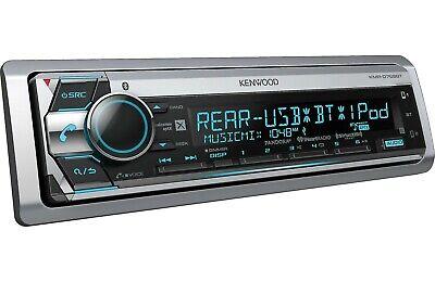 Kenwood KMR-D768BT Marine CD/MP3/WMA Player Bluetooth Sirius