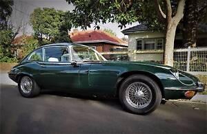 1973 Jaguar E Type Coupe Ormond Glen Eira Area Preview