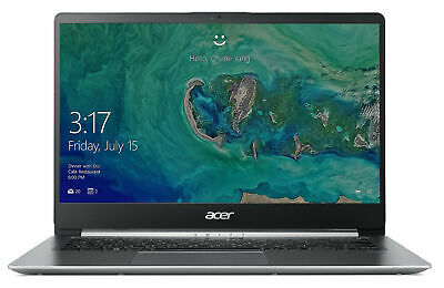 Acer Swift 1 Laptop Intel Celeron N4000 1.10GHz 4GB Ram 64GB Flash Windows 10 S