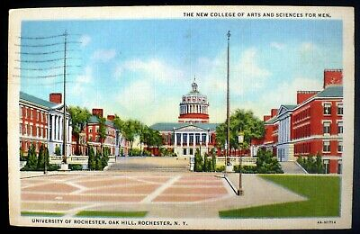 1934 New College of Arts & Sciences, University of Rochester, Oak Hill, NY