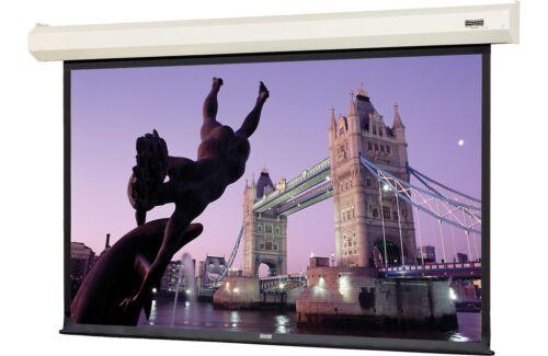 "Cosmopolitan Electrol Motorized Projection Screen 40782 Da-Lite 60"" x 80"""