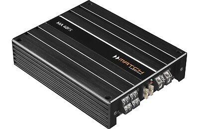 Usado, HELIX MATCH MA40FX 4/3/2 Channel Car Stereo Amplifier 600 Watt RMS Full X-overs  comprar usado  Enviando para Brazil