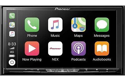 Pioneer AVH-W4500NEX 2 DIN DVD Player Bluetooth HD Wireless Android Auto CarPlay