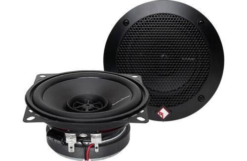 "Rockford Fosgate R14X2 4"" Inch 120 Watt 4-Ohm 2-Way Car Stereo Speakers (Pair)"