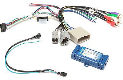 PAC RP4FD11 RadioPRO4 Radio Replacement Interface for Select Ford Vehicles