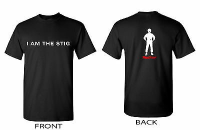 Keith Urbans  I Am The Stig  T Shirt  As Seen On Idol  All Sizes Available