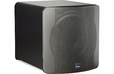 """SVS SB-2000 12"""" Compact Sealed Subwoofer -Piano Gloss Black Brand NEW"""
