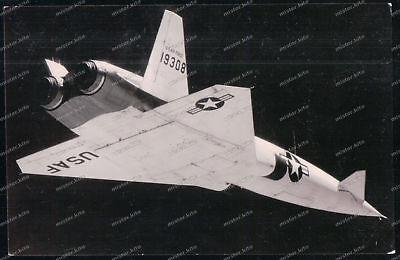 Foto-AK-North American X-10 Flugzeug-airplane-