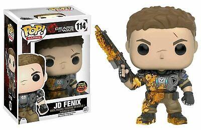JD FENIX - GEARS OF WAR - #114 - FUNKO
