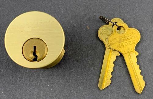 """Lori 1 1/4"""" Mortise Lock Cylinder"""