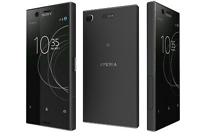 Sony Xperia XZ1 Compact - G8441 - 32GB -4G - Black-Unlocked - Grade B - Uk stock