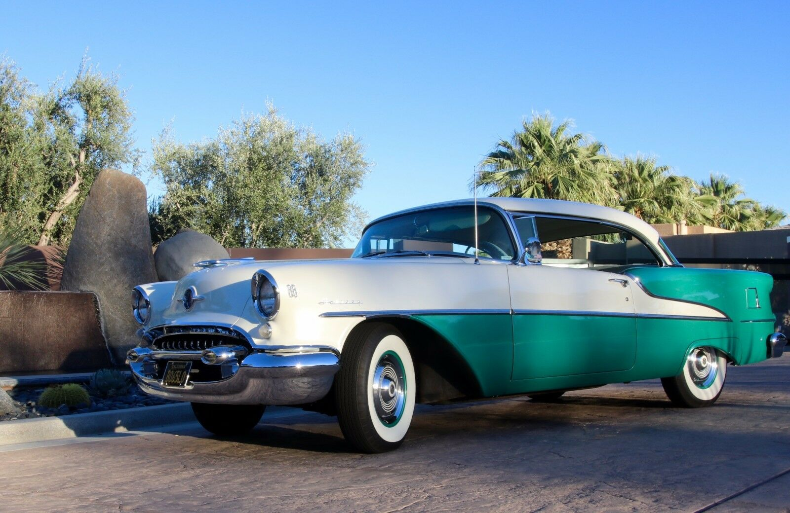 1955 Oldsmobile Holiday Coupe For Sale In Rancho Mirage