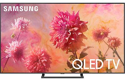 "Samsung QN65Q9FN 65"" Smart QLED 4K Ultra HD TV with HDR (2018) -HDMI BUNDLE!"