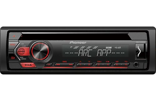 Pioneer DEH-S1200UB Car Stereo CD Receiver Player with USB AUX *DEHS1200