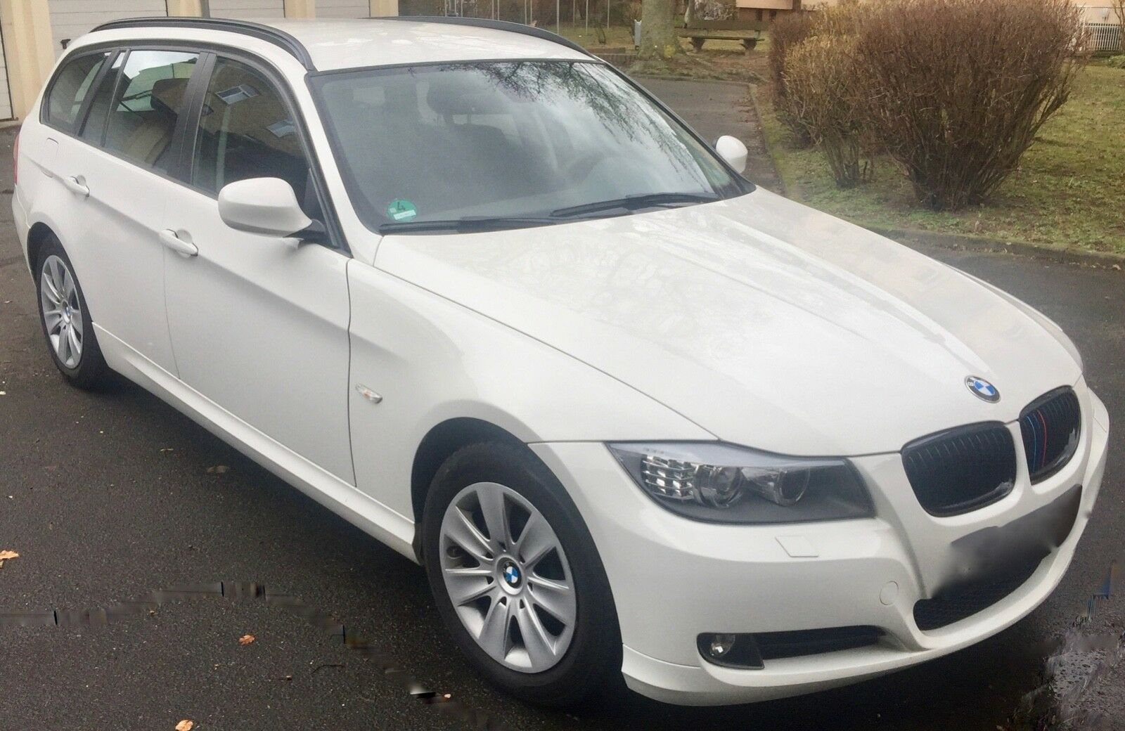 BMW 316 d Touring BJ.2012