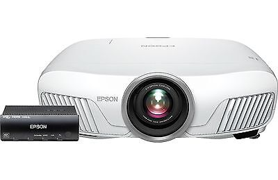 Epson Home Cinema 5040UBe WirelessHD 3LCD Projector with 4K Enhancement and HDR