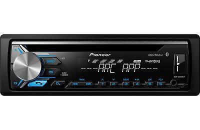 $69.72 - Pioneer 1-DIN Car Stereo CD Player Receiver w/ Bluetooth USB AUX - DEH-X3910BT