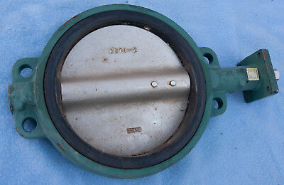 Center Line Butterfly Valve 10 Flange Water Main Ad10-2 22954 Dck