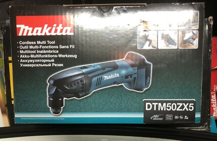 BRAND NEW CORDLESS MAKITA MULTI TOOL D50ZX5 (skin only)