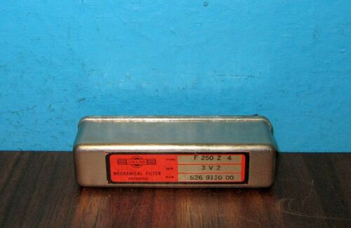 Collins F250Z-4 SSB Mechanical Filter 250KHz P/N 526-9130-00 Free Shipping