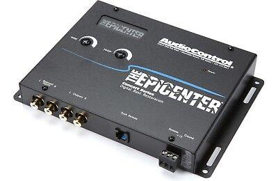 Audio Control Epicenter Digital Bass Restoration Processor Enhancer Black EPICB