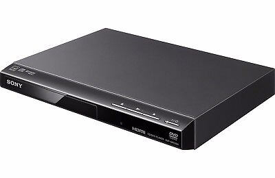 Sony 1080p Full HD Upscaling Multi-format DVD CD Player w/ HDMI Out | DVP-SR510