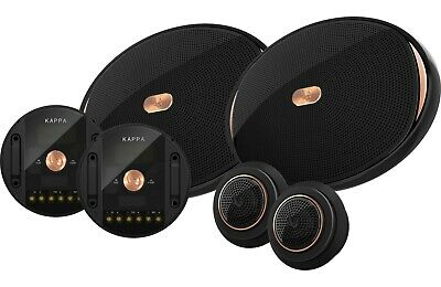 "NEW Infinity Kappa 90CSX 400 Watt 6x9"" 2-Way Car Component Speaker System 6""x 9"" for sale  Shipping to Canada"