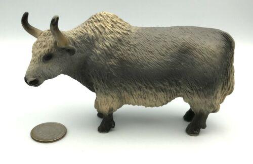 Schleich YAK 2009 Wild Bovine Animal figure Retired 14616 Rare!