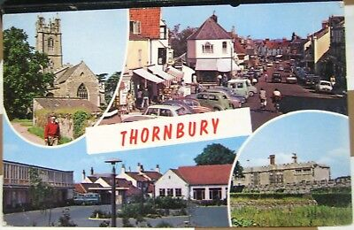 England Thornbury Multiview - posted 1967