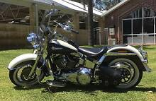 Harley Davidson Softail Deluxe 1690 - Exc Cond - Only 6000 KM Oakford Serpentine Area Preview