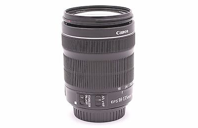 Canon EF-S 18-135mm f/3.5-5.6 IS STM Zoom Lens for Canon Digital SLR Cameras