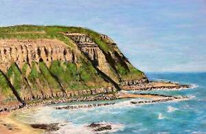 HUGE DISCOUNT Beach painting Sergio Ianniello Jindalee Brisbane South West Preview