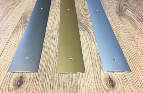 70 mm WIDTH  Aluminium Door Bars Threshold Strip Transition Trim Laminate 0,93 m