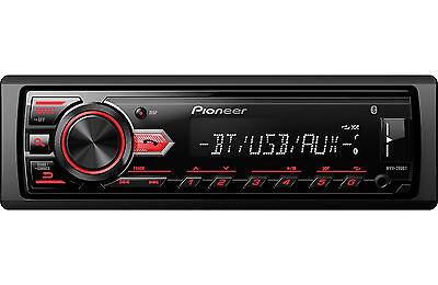Pioneer MVH-290BT MP3/WMA Digital Media Player Built-in Bluetooth MIXTRAX New