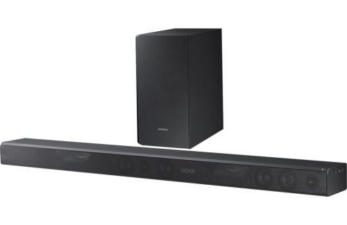 Samsung 3.1.2-Channel Soundbar with Wireless Subwoofer and Dolby Atmos® technology Black HW-K850/ZA