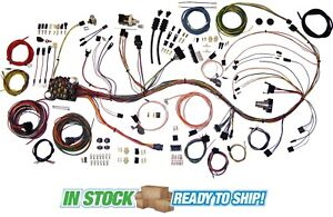chevy truck wiring harness ebay1969 1970 1971 1972 chevy c10 truck american autowire wiring harness kit 510089