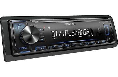 New Kenwood KMM-BT222U MP3/WMA Digital Media Player Bluetooth USB AUX Pandora
