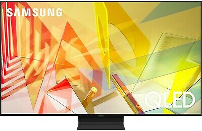 """Samsung QN65Q90TAFXZA 65"""" 4K QLED Smart UHD TV Flat Panel LED HDTV QN65Q90T 2020"""
