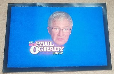 Paul O'Grady Door Mat (NEVER AVAILABLE FOR GENERAL SALE)