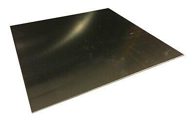 14 Ga Gauge .075 12 X 12 304 4 Stainless Steel Sheet Metal Plate