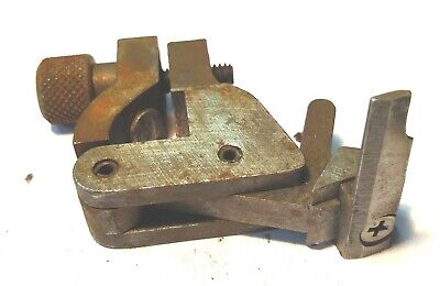 Wales Strippit Fabricator Model 10-aa Adjustable Clamp Tool Spare Machine Parts