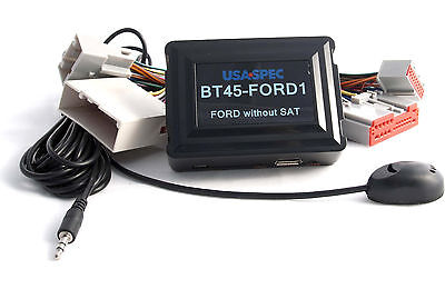 USA SPEC BT45-FORD1 ADD BLUETOOTH CAPABILITY TO SELECT 2005-10 FORD LINCOLN