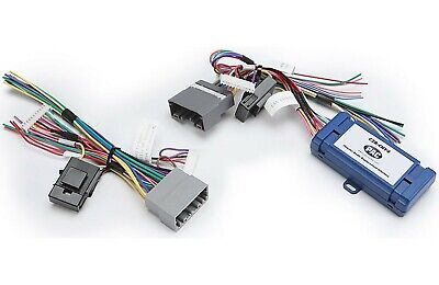 Pac Radio Interface Chrysler Dodge Jeep RAM AMPLIFIED VEHICLES Wiring Harness 06 Jeep Vehicles