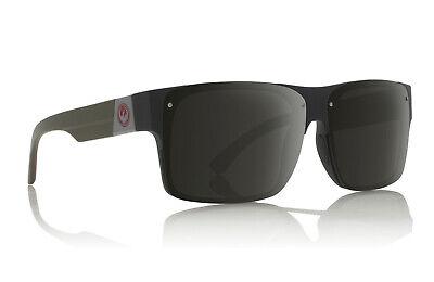 Dragon Reverb Sunglasses (NEW Dragon Reverb Matte Utility Green Grey Mens Square Sunglasses Msrp$140 )