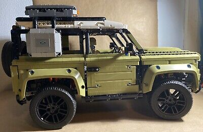 LEGO Technic 42110 Land Rover Defender With Box And Instructions