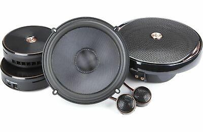 Infinity Kappa 60csx 6.5 Zoll 2-Wege-Auto-Audio-Komponenten-Lautsprechersystem 100w RMS