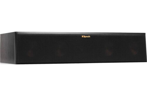 "Klipsch Reference Premiere Quad 4"" 600-Watt Passive Center-Channel Speaker Ebony RP-440C"