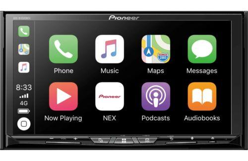Pioneer AVH-W4500NEX 2 DIN DVD/CD Player Bluetooth USB HD Radio Wireless CarPlay